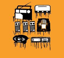 Melting radios Unisex T-Shirt