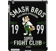 Sector Z Fighter iPad Case/Skin