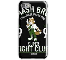 Sector Z Fighter iPhone Case/Skin
