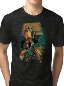 Dog Hunt Tri-blend T-Shirt