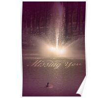 Missing You Poster