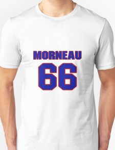 National baseball player Justin Morneau jersey 66 T-Shirt