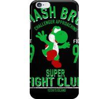 Yoshi Island Fighter iPhone Case/Skin