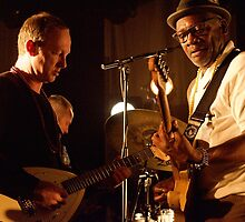 Roddy Radiation & Lynval Golding, The Specials by Tasha Shipston