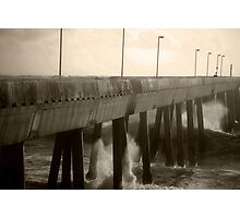 Pier Pressure Photographic Print