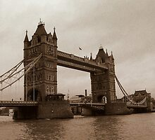 Tower Bridge by Anita Kovacevic
