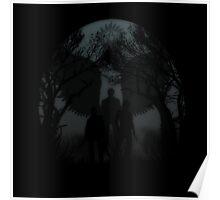 Supernatural Trio Poster