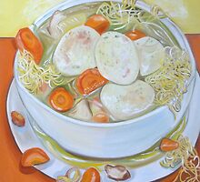 Chicken Soup—Protection, Cure, Caring by DocSusan