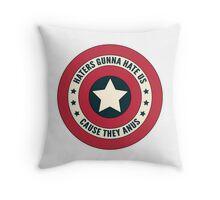 Haters Gunna Hate Alt Throw Pillow
