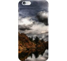 Storm in the Dells iPhone Case/Skin