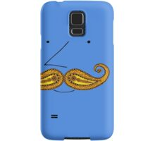 Paisley Mustache Samsung Galaxy Case/Skin
