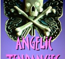 Angelic tendancies by Wallfower