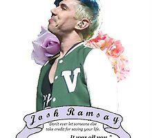 Josh Ramsay by anemophobia