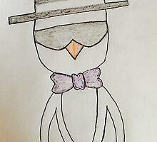 Fancy Penguin by RichieV14