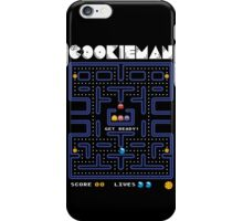 Cookie man! iPhone Case/Skin