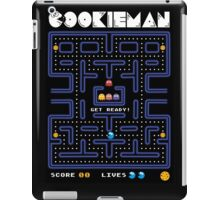 Cookie man! iPad Case/Skin