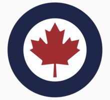 Roundel of the Royal Canadian Air Force T-Shirt