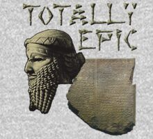 Gilgamesh: Totally Epic - Color One Piece - Long Sleeve