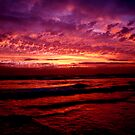 Canunda sky by Steve Chapple