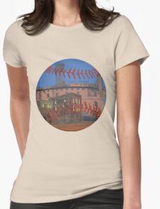 Stadium Memories Womens Fitted T-Shirt
