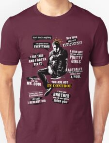 Delsin Rowe Quotes T-Shirt