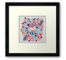 As If Framed Print