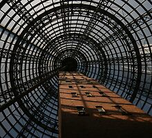..the Shot Tower by Lisa  Kenny