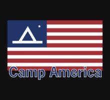 Camp America by Patricia Bolgosano