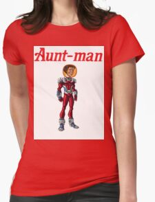 Aunt-Man Womens Fitted T-Shirt