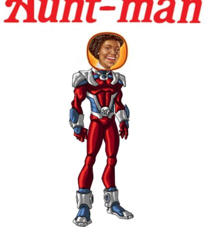 Aunt-Man Sticker