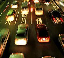 Traffic in motion by mossko