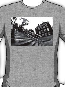 Hitmonlee Skateboarding T-Shirt