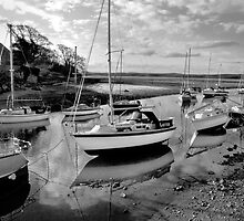 Cramond III by Chris Clark