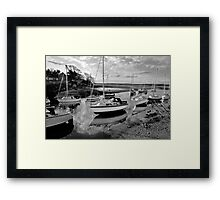 Cramond III Framed Print