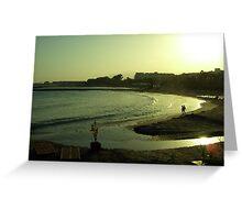 Porto Banus Spain Greeting Card