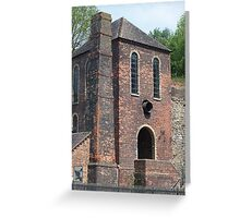 The Horrified Engine House Greeting Card