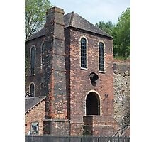 The Horrified Engine House Photographic Print