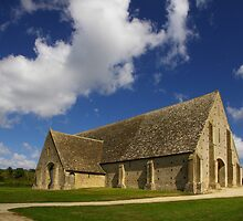 Tithe Barn by Yampimon