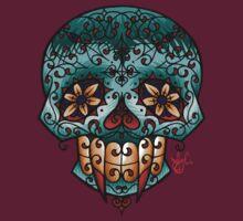 Vampire Sugar Skull by Joby Cummings