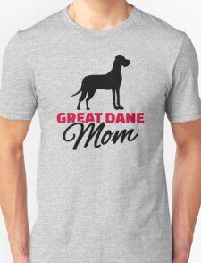 Great Dane Mom Unisex T-Shirt