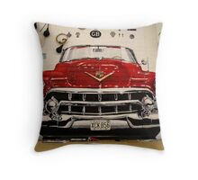 '53 Cadillac Eldorado Throw Pillow