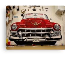 '53 Cadillac Eldorado Canvas Print