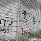 Urban Scribble by PishPosh
