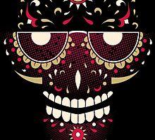 Sun Skull by viSion Design