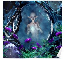 Fairy Hatchling Poster