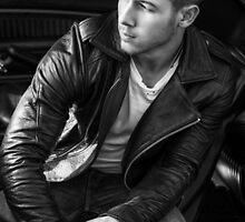 Nick Jonas by Ariod