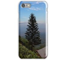 Hillside Fir Tree iPhone Case/Skin