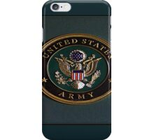 Army Dedication iPhone Case/Skin