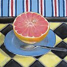Pink Grapefruit by Shani Sohn