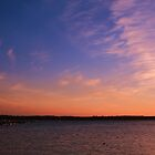 Brownsea Sundown by RedHillDigital
